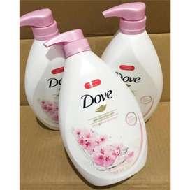 Dove bodywash import uk 1 liter