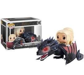 Funko Drogon & Daenerys