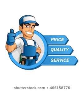Home appliances service & repair centre
