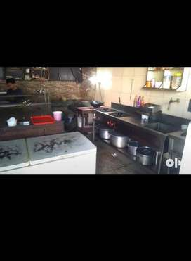 Running business for sale in 9 lakh