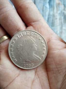 Koin peniggalan