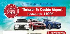 NEW CABS THRISSUR