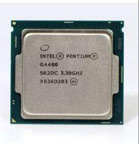Processor Pentium G4400 (Skylake)