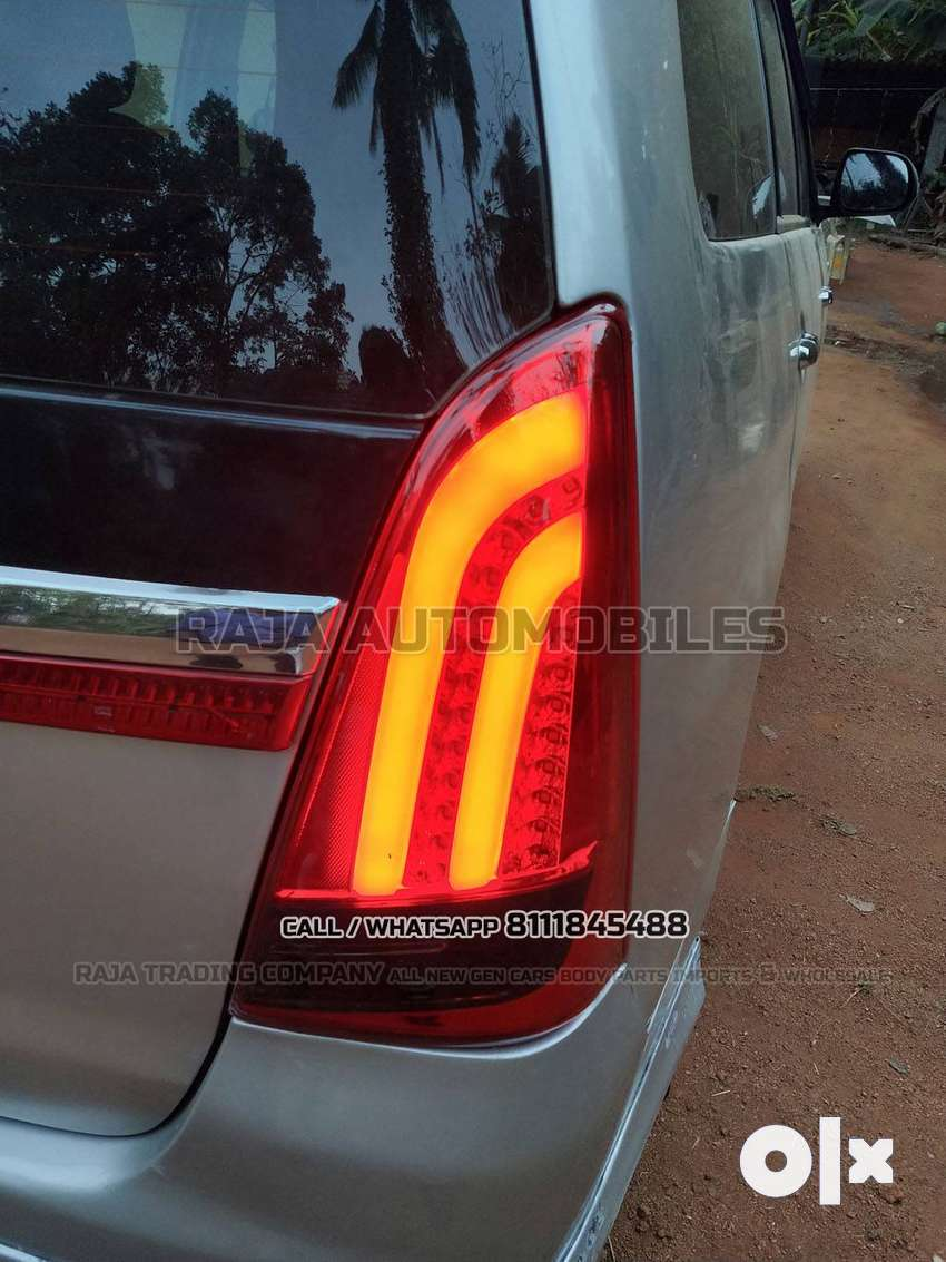 Innova LED Tail Lamp and Projector Head Lamp 0