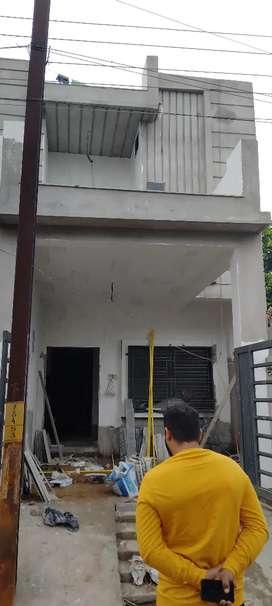 Devpuri wardhaman Nagar dumartarai sabji Mandi ke samne