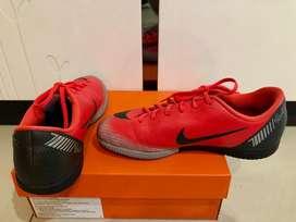 Sepatu Nike Mercurial JR VAPOR 12 ACADEMY GS CR7 IC ORIGINAL