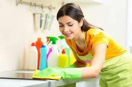 Two Female Maids Required For Office appartment