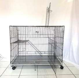Kandang Anjing / Kucing Ukuran Besar XXL