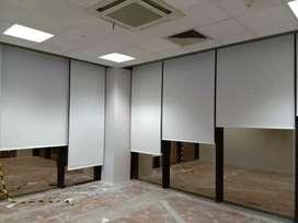karya gordyn horizontal vertikal roll blind elegan 50
