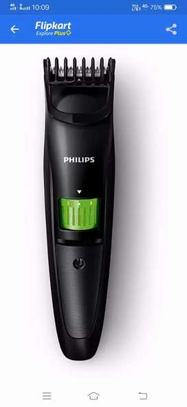 New seal pack philips trimmer