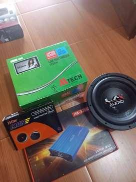 Paket audio murah