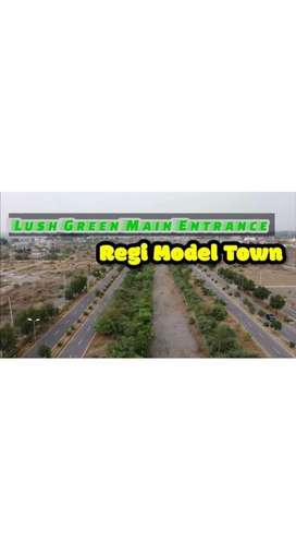 Plot for sale in Regi Town, Zone 3 sector 3D2 south open