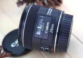 Canon EF 24mm F2.8 IS USM ISTIMEWA