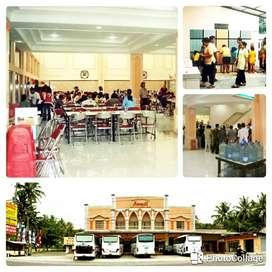 Restoran Bus Borobudur, Indomaret + Cafe + Rumah Makan Jogja Magelang