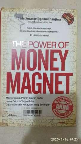 Dijual buku : The Power OF Money Magnet : Dedy Susanto