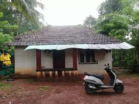 Tile house 2 bedroom+hall+dining room +
