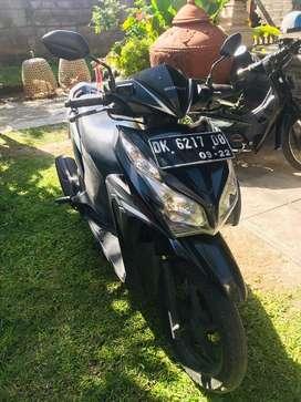 Dijual motor vario tecno 125cc harga nego