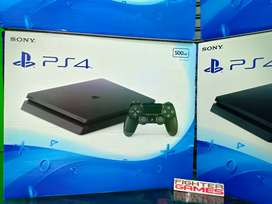 [BARU] SONY PS4 SLIM HARDISK 500GB GAME TERBARU BISA