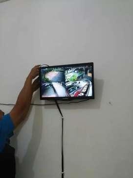 CCTV paket 8 kamera murah meriah