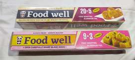 FOOD WELL FOIL PAPER