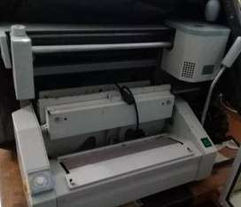 A3 hot glue binding machine