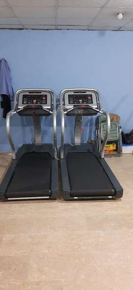 STARTRAC commercail treadmil. Branded Gym Equipments available