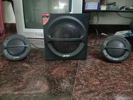 F&D audio system