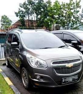Jual Chevrolet spin 1.5 LTZ 2014