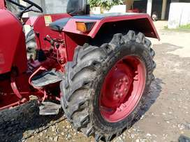 Sale the tractor