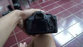 Canon 600D Second