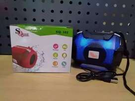 Gratis antar seYK Speaker spiker Bluetooth Sqone SQ-162 Fd Mmc fm aux