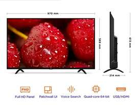 Ready 11unit - Xiaomi MI TV LED 43inchi Garansi Resmi Smart TV Android