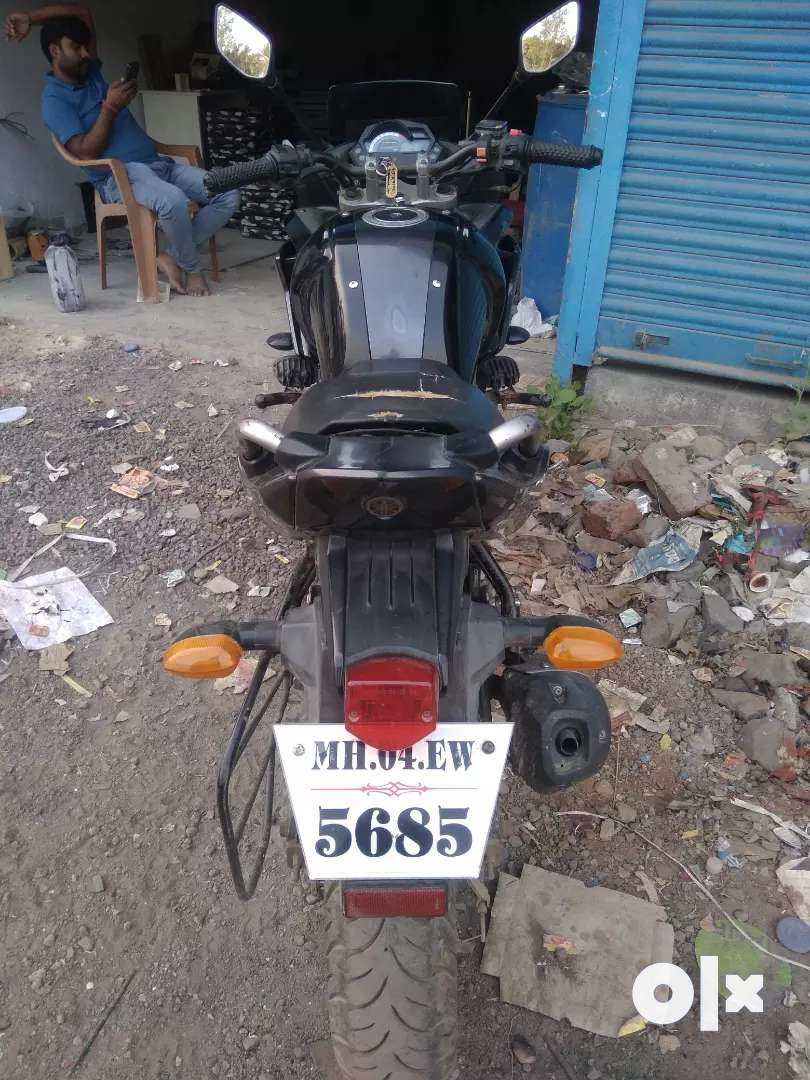 The bike model is 2011 in good condition 0