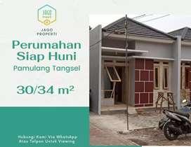 Rumah Super Murah Include Legalitas Rumah Lengkap Lokasi Di Pamulang