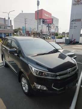 Toyota kijang Innova v manual diesel 2018 istimewa