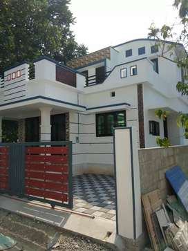 3 bhk 1200 sqft 3 cent new build house at edapally near varapuzha