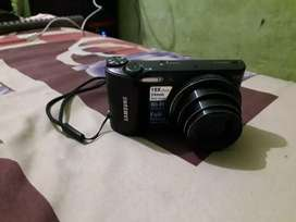 Dijual kamera samsung WB150F kondisi mulus jarang pakai minat chat