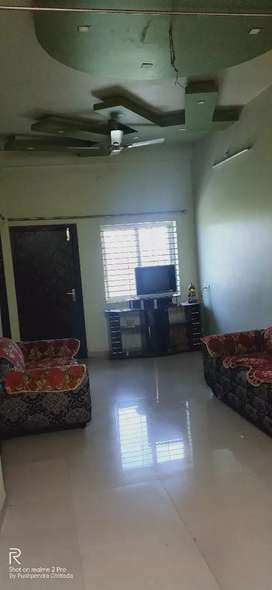 Fully furnished 3 bhk at Indore road near D Mart