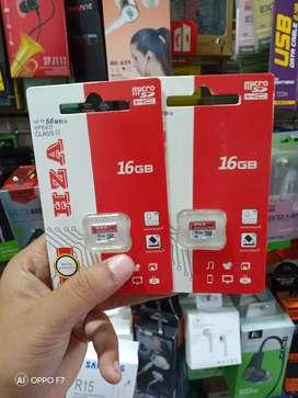 Newww Memory card HZA 16GB class10 bergaransi (Jantung acc)