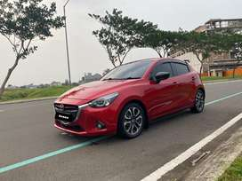 Mazda2 GT Skyactiv AT 2016 Kondisi istimewa. Siap pakai
