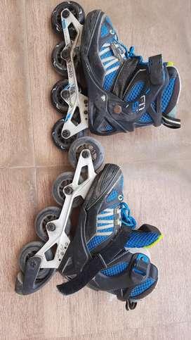 Decathlon Oxelo Skate (Blue)