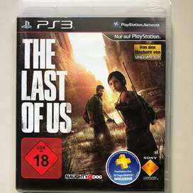 Kaset BD PS3 The Last Of Us