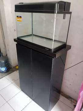Aquarium nisso bahari FULLSET to arwana louhan aquascape