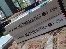MATHEMATICS CLASS XII R.D Sharma giude