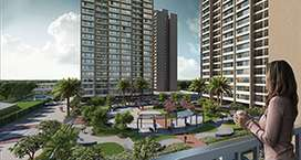 2 BHK Apartment for Sale in Marunji at Rs.70 Lac only