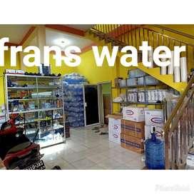 Mesin penyulingandepot air minum isi ulanh