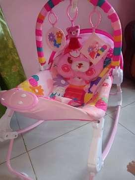 Baby bouncer merk sugar baby 10in1