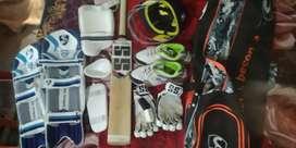 Cricket kit 1 mhina ka huaa hai new hai