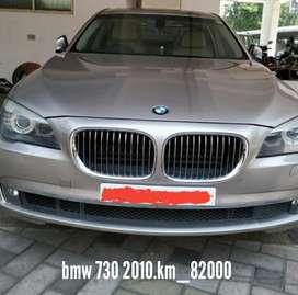 BMW 7 Series 730Ld Sedan, 2010, Diesel