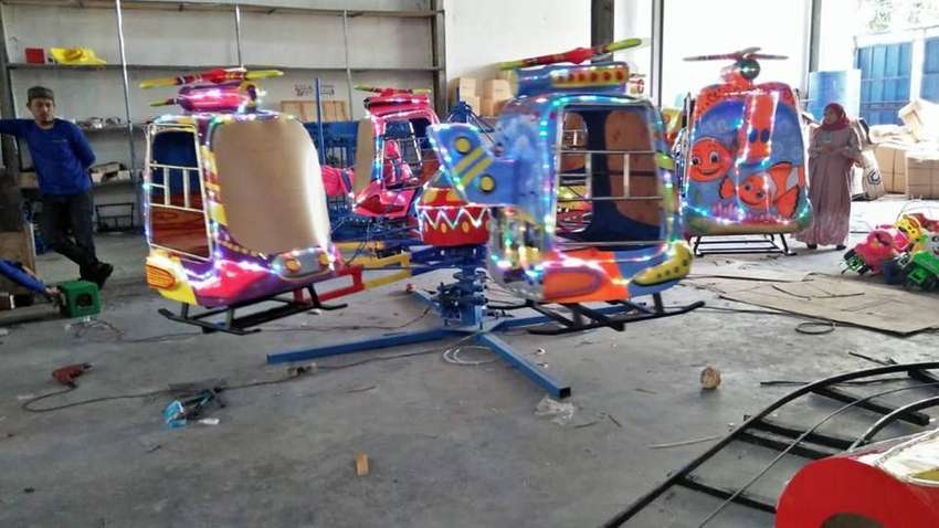 PAbrik Komedi Putar odong kereta mini coaster terbaru harga DISKON 0